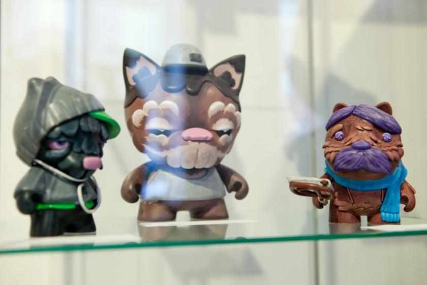 Custom Toy Show 08