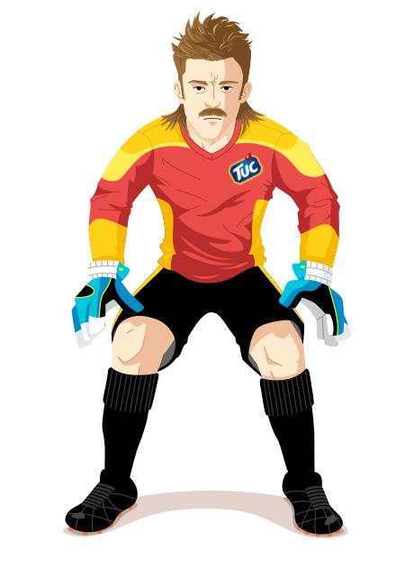 TUC Fussball Liga App Pedro Paprika