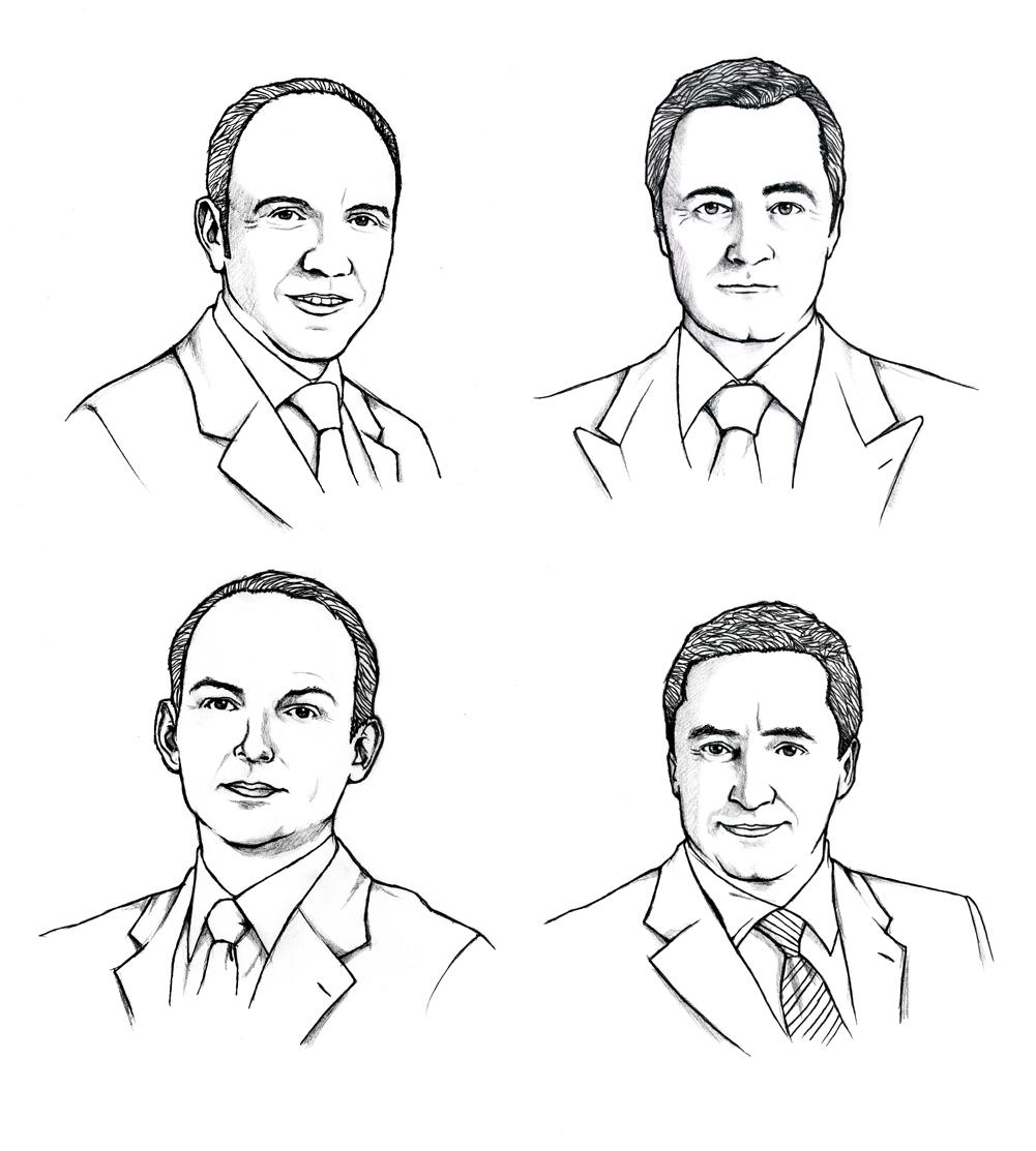 A1 INGO Portraits