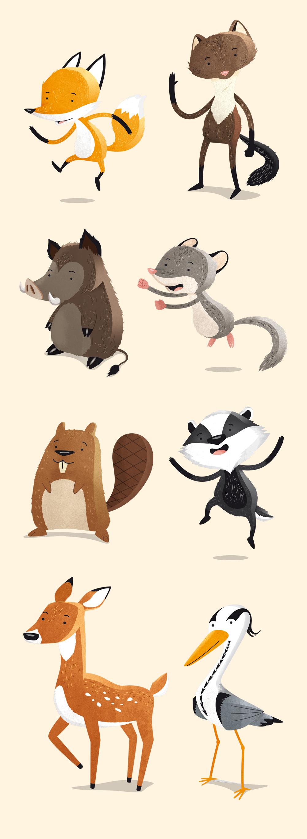 Biorama Tiere