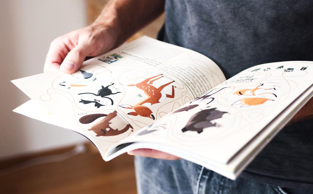 Biorama Tiere Heft 01
