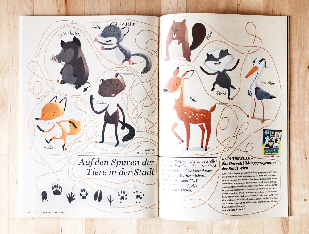 Biorama Tiere Heft 03