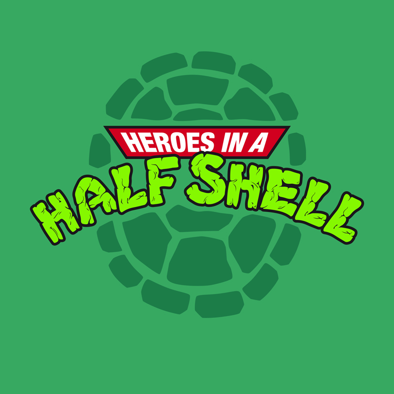 Heroes in a Hal Shell Logo