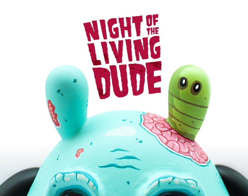 Night of the living dude Teaser